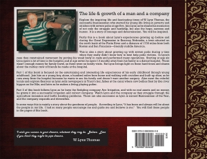 Pipe Dreams back cover